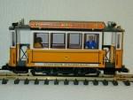 Der Straßenbahn-Anhänger